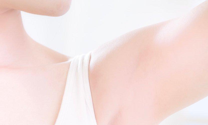 ワキ脱毛の綺麗に見せるテクニック